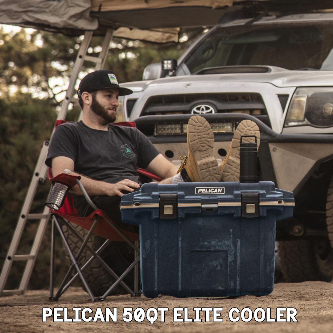 pelican consumer blog 50qt overland camping cooler