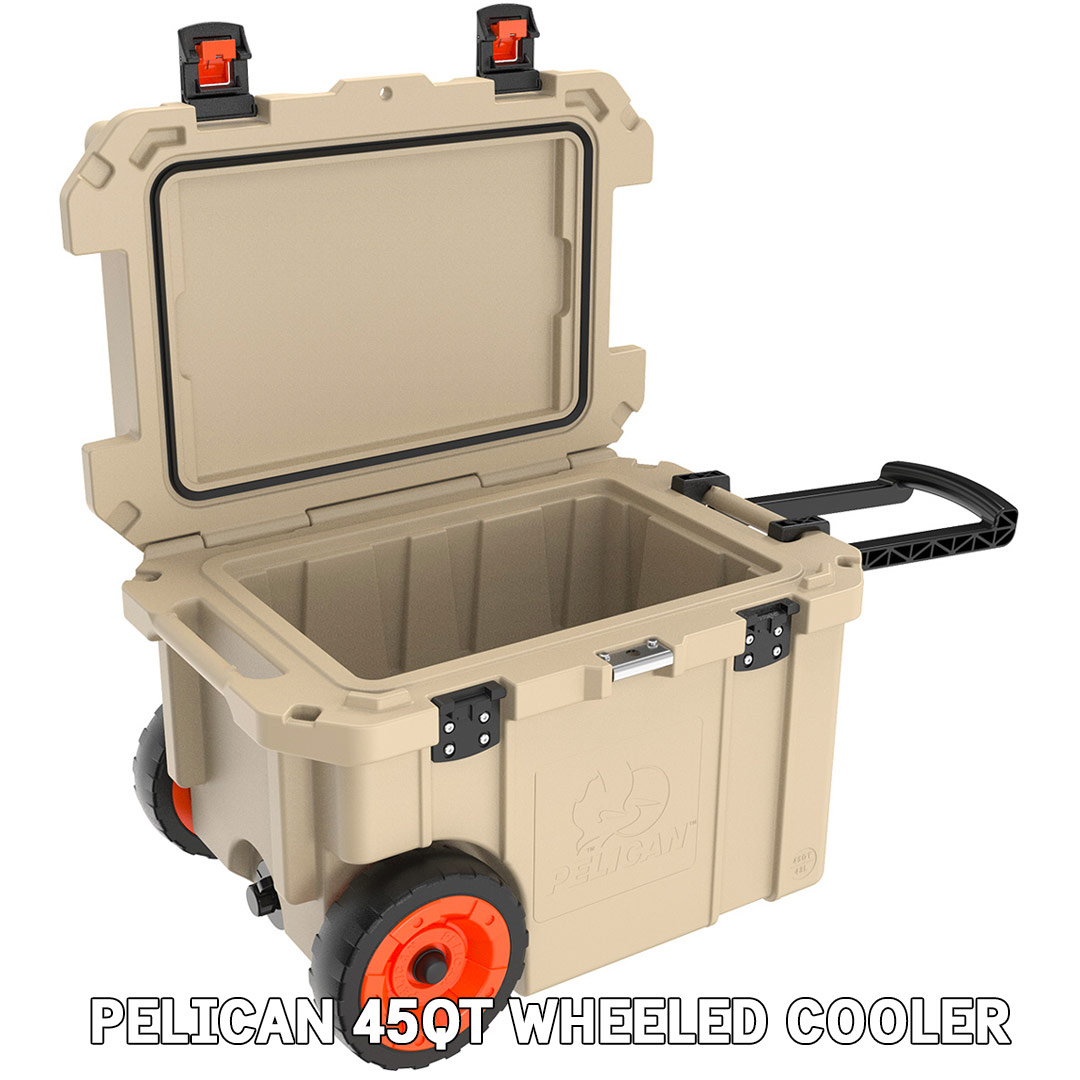 pelican consumer blog wheeled hard drink cooler