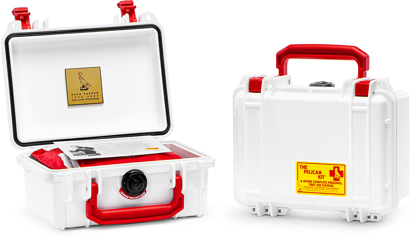 pelican professional blog dave parker first aid kit case