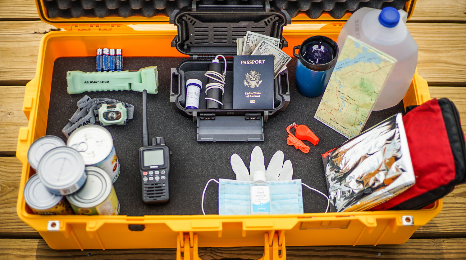 pelican professional blog how to create your emergency preparedness kit