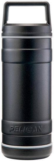 pelican consumer blog 18oz water bottle in black