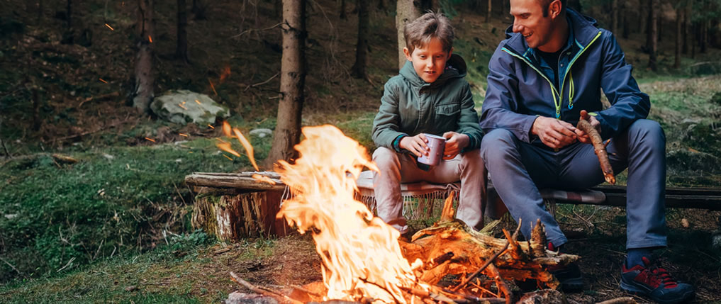 pelican consumer blog father son bonfire