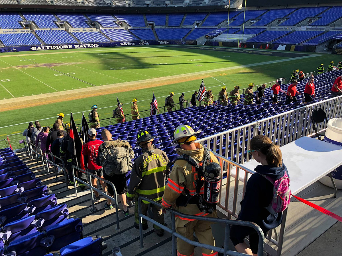 pelican professional blog baltimore stair climb 911