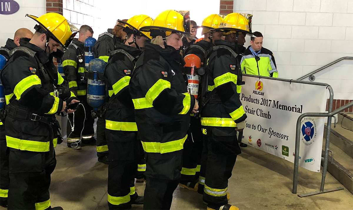 pelican professional blog firefighter memorial stair climb