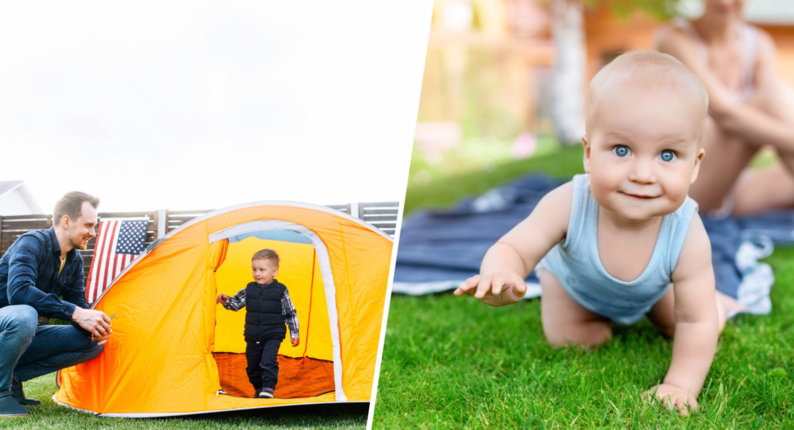 pelican consumer blog camping with baby tips