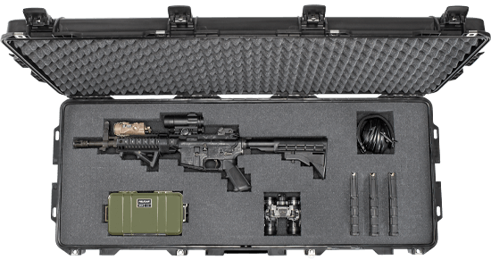 Pelican air ar15 rifle gun case