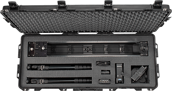 Pelican 1745 best quality long air case