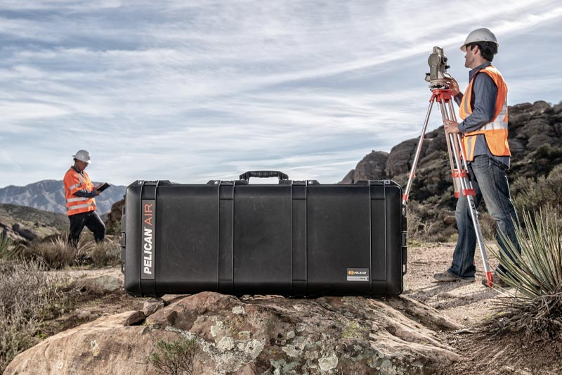 pelican 1745 surveyor equipment long case