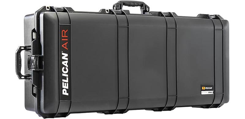 pelican 1745 ar15 rifle gun case
