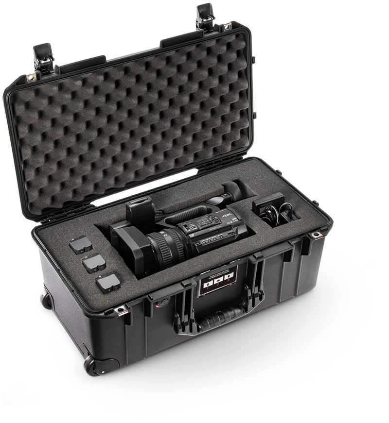 Pelican Air cases size range deep cases long case