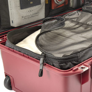 pelican cube pack travel luggage case