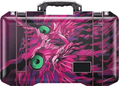 pelican special animal air travle case owl