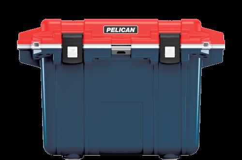 pelican 50qt tailgate picnic cooler