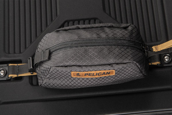 pelican bow case accessory pouches