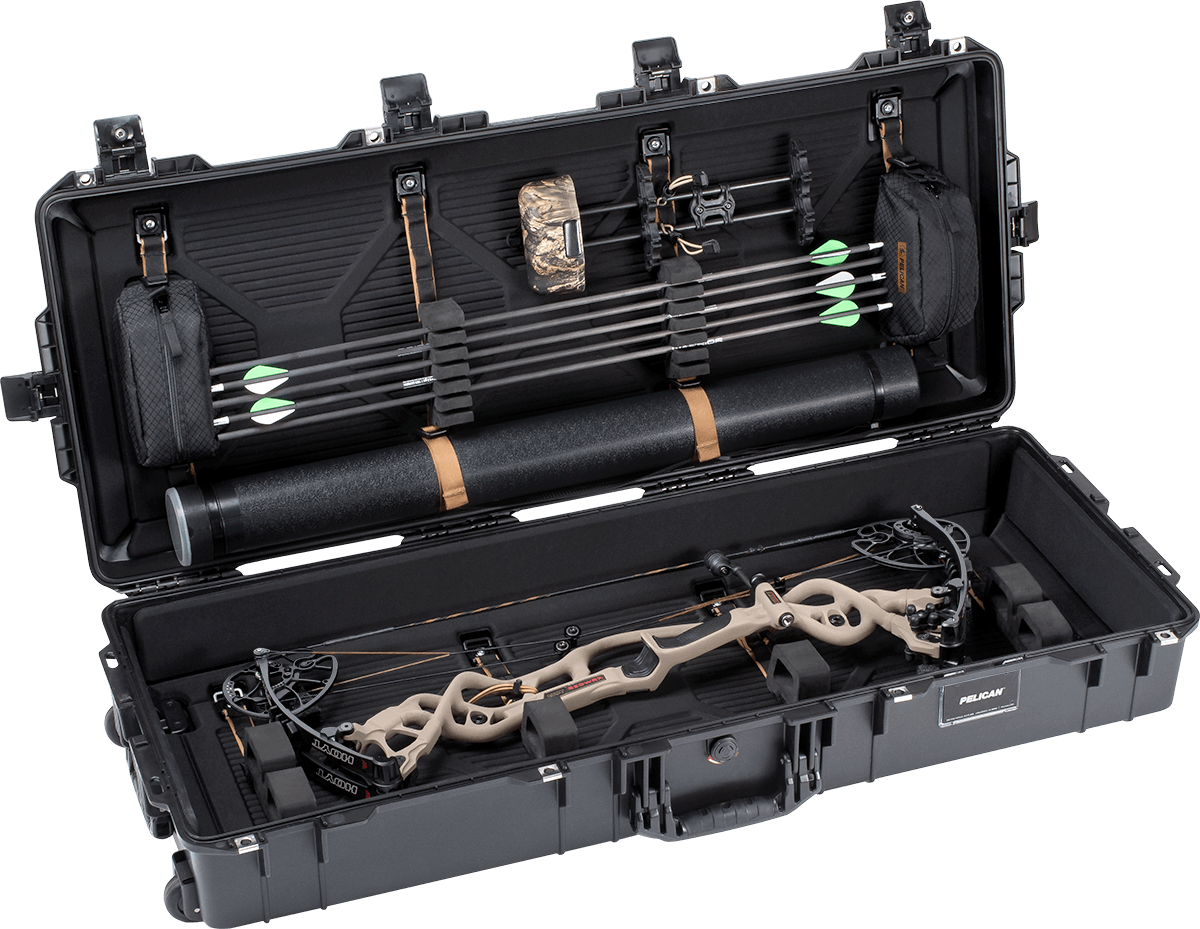 pelican bow hunting outdoor long case
