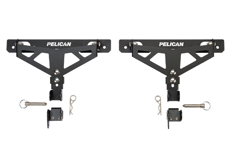 pelican cargo cases a arm mount