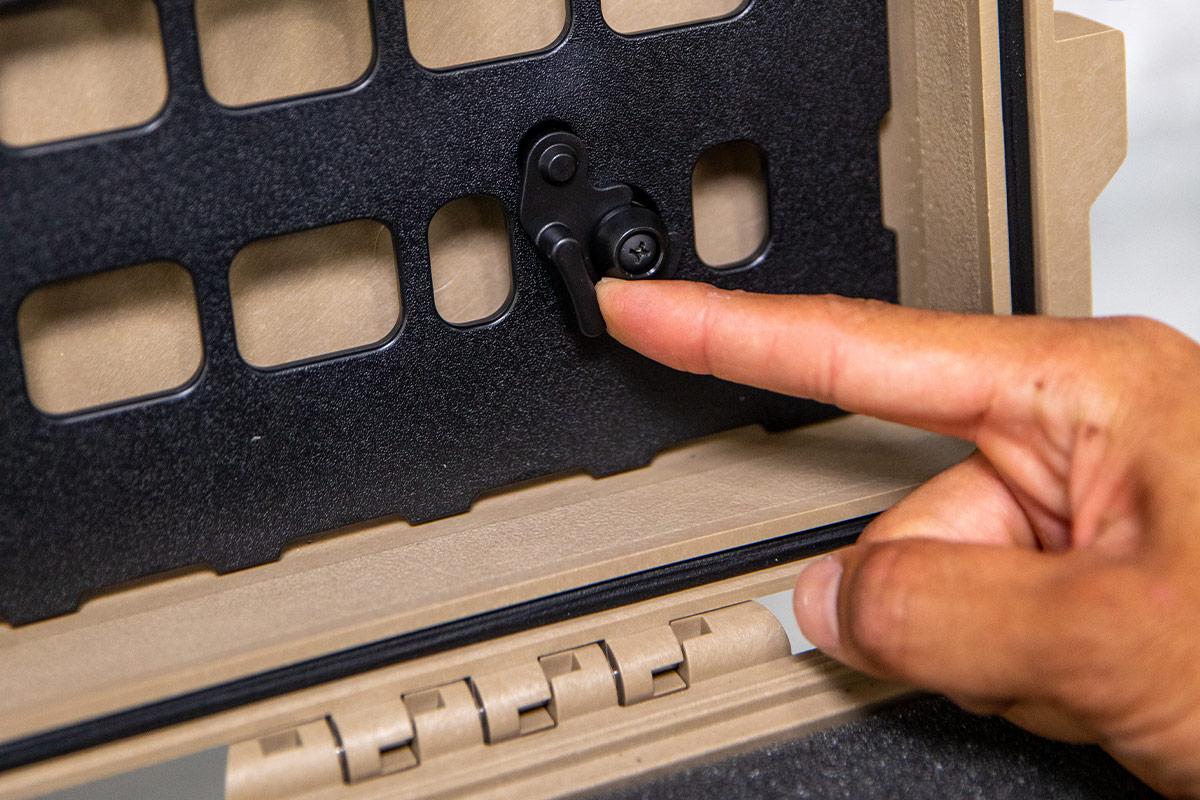 pelican ez click cam lock case accessory