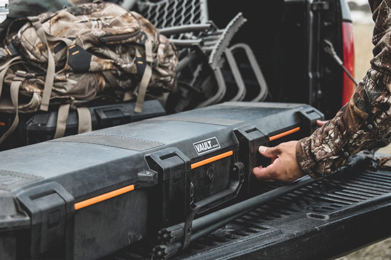 pelican long assault rifle gun case