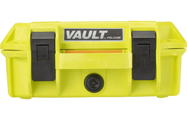 vault by pelican green equipment case