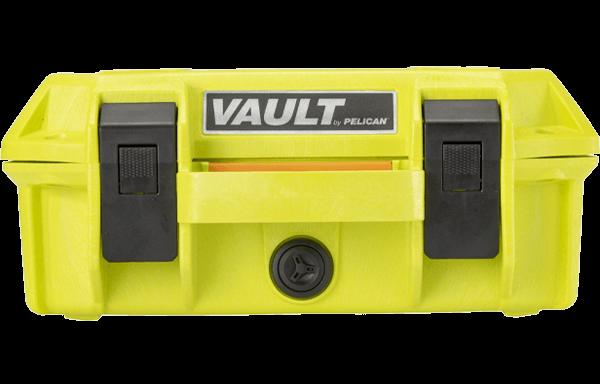 vault by pelican green equipment case