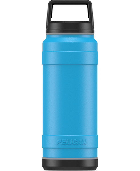 pelican 32oz stainless steel cocktail bottle
