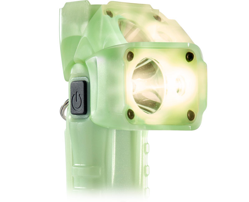 pelican articulating tilt work led flashlight