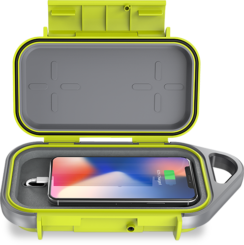 pelican go watertight phone case