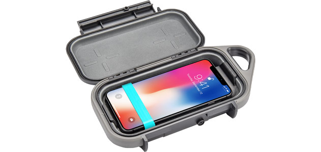 pelican wireless charge waterproof phone case