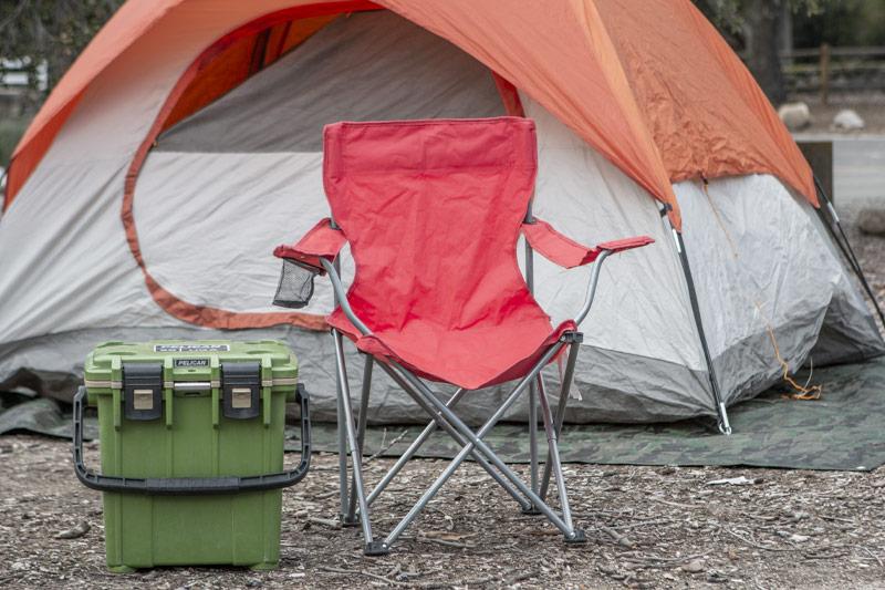 pelican overland camping 20qt cooler