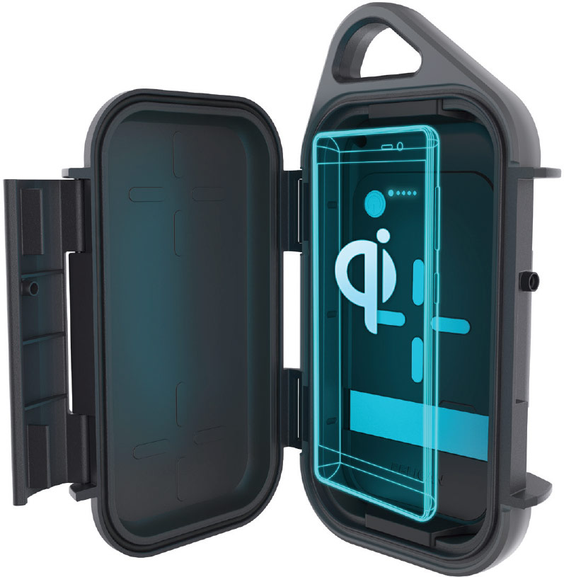 pelican recharge iphone case battery pack