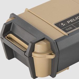pelican personal utility ip68 case tan
