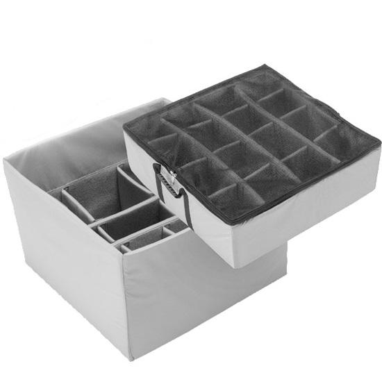 peli padded divider system