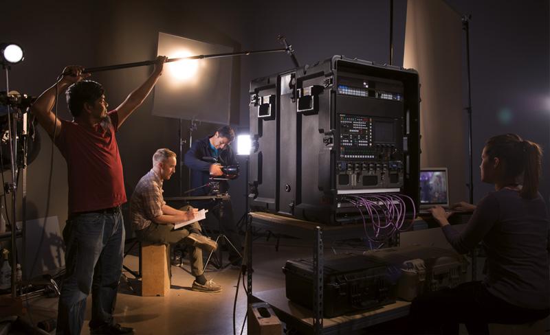 peli broadcast audio rack cases