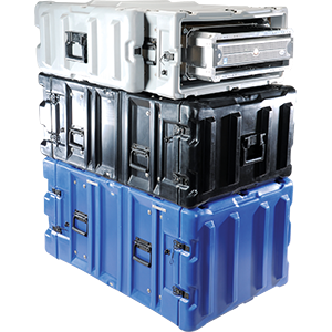 peli classic rack configurable container