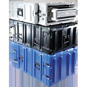 peli classic rack configurable container