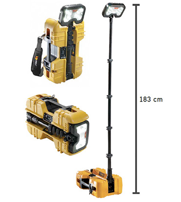 peli 9490 hand-carry remote area light