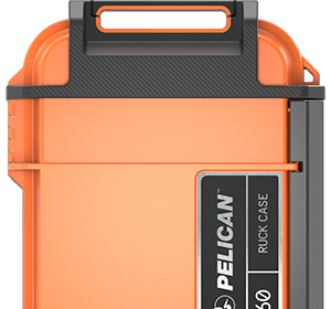 pelican ruck case color orange