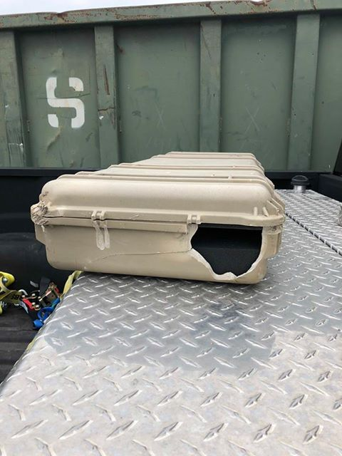 pelican discover survival story blog jake bloomer hard rifle hunting case