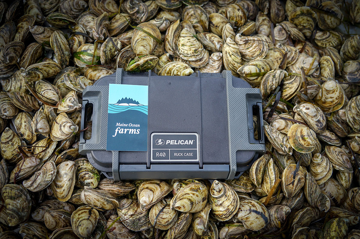 pelican pro team maine ocean farms ruck case