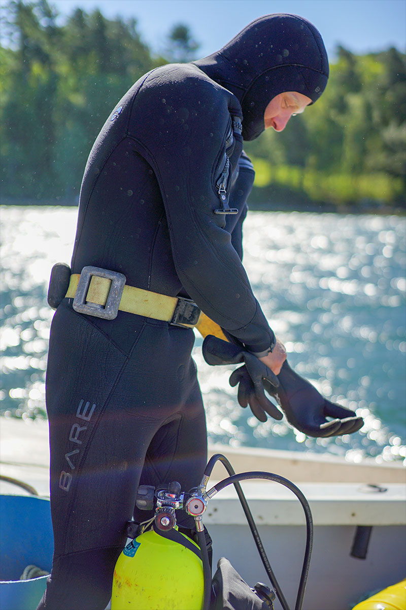 pelican pro team willy leathers maine ocean farms
