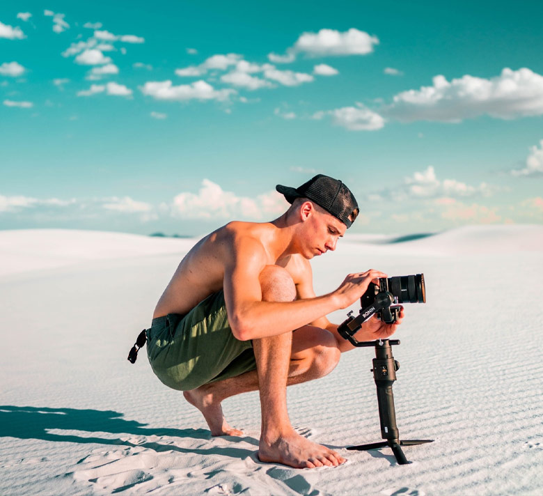 ethan johnson photographer videographer pelican