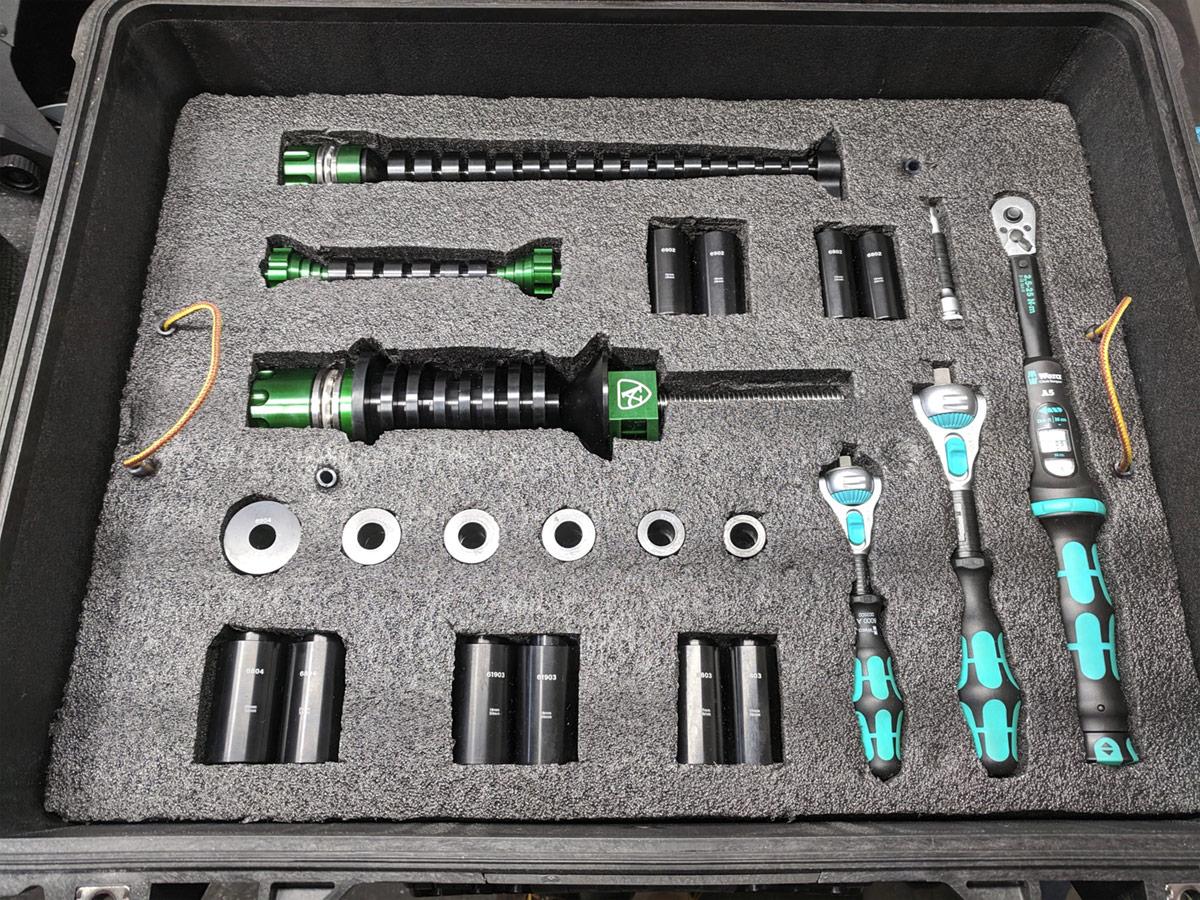 pelican jason quade case tools bike hardware