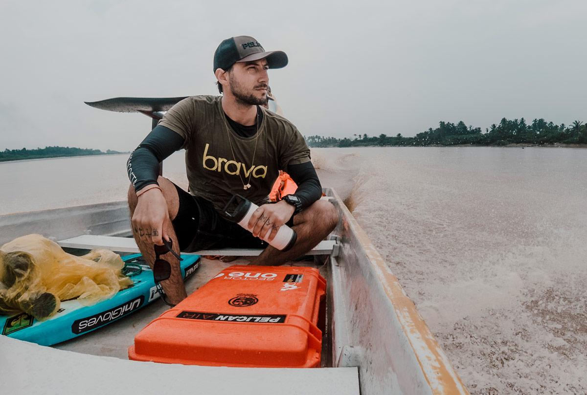pablo vaz boat waterproof air case photographer