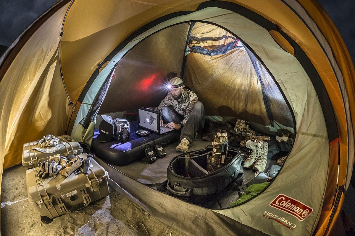 peli pro team robert marc lehman tent