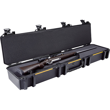 pelican scoped sniper rifle foam case
