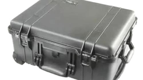 Pelican 1730 Transport Case Dual Mode Shipper
