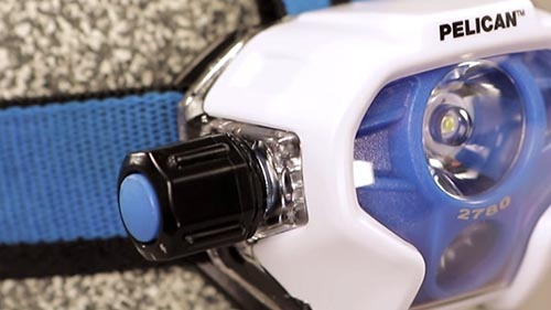 pelican 2780 high lumens headlamp video