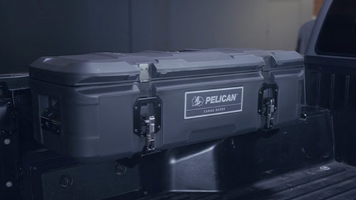 pelican cargo case toyota saddle bed mount instructions
