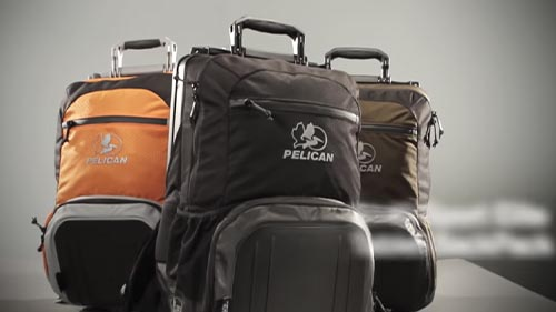pelican elite backpacks review video
