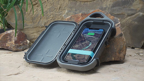 pelican g40 go charge phone utility case